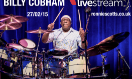 Billy Cobham Live Stream
